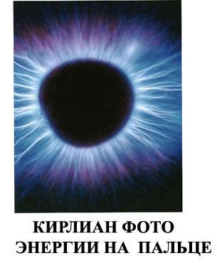 кирлиан фото энергии