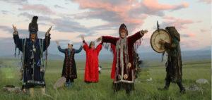 шаманское камлание
